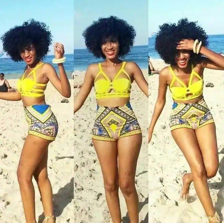 Trendy Ankara styles for ladies in Nigeria