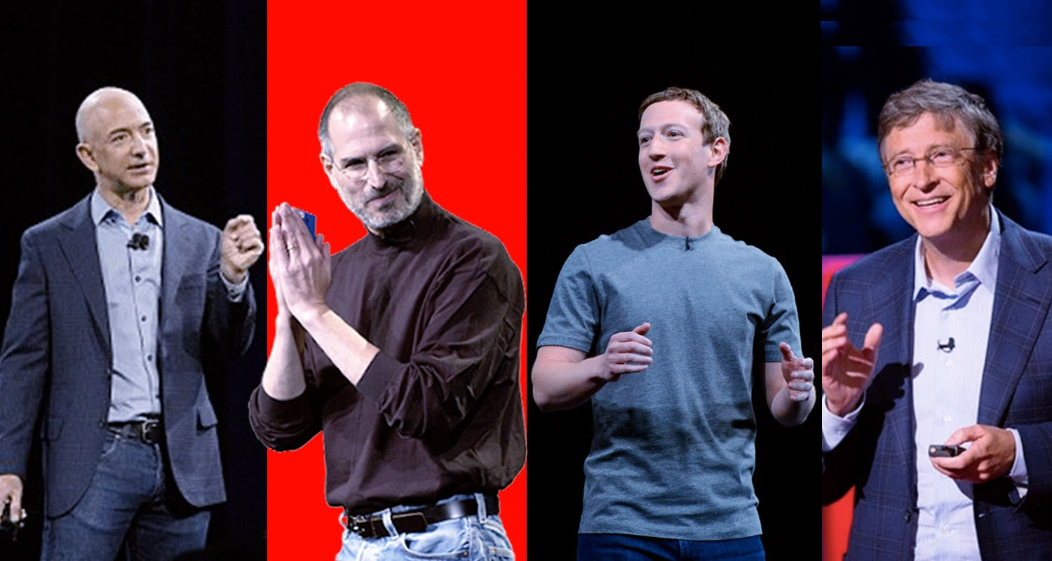 Most Successful Entrepreneurs in the World you Should Learn From