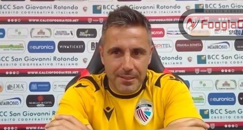 """Foggia, Marchionni: """"A Bari per continuare a stupire ed emozionare"""" Marchionni2"""