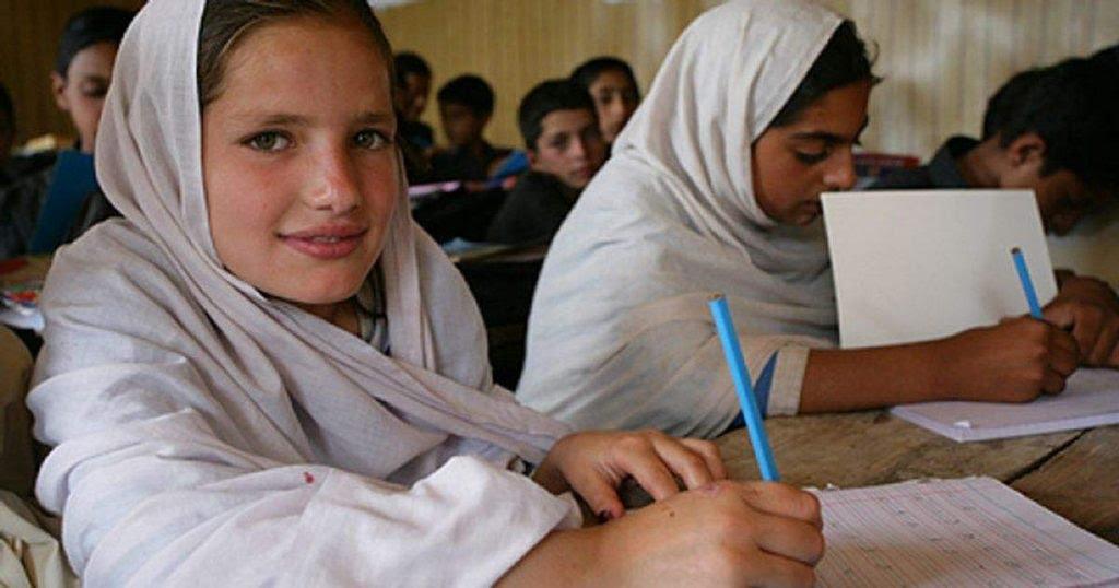female literacy in Balochistan