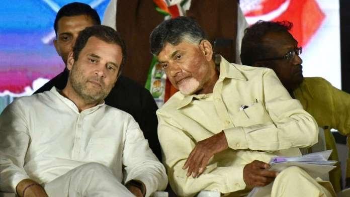 Andhra CM Nara Chandrababu Naidu