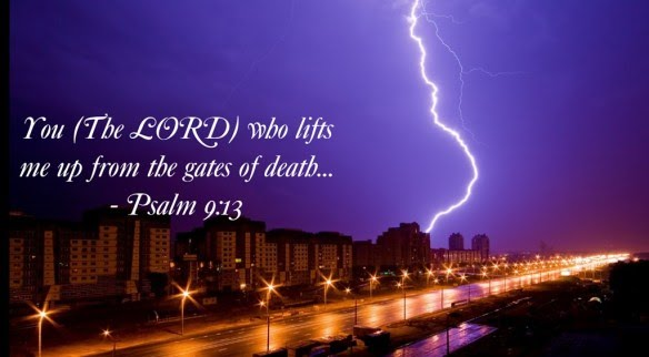 PRAYERS AGAINST THE GATES OF DEATH